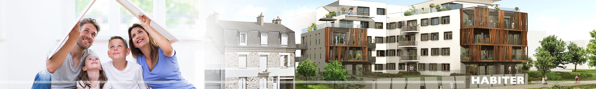 Appartement neuf à Rennes 35